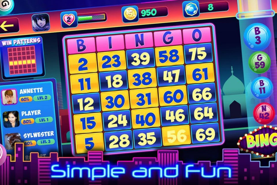Play Bingo win real money